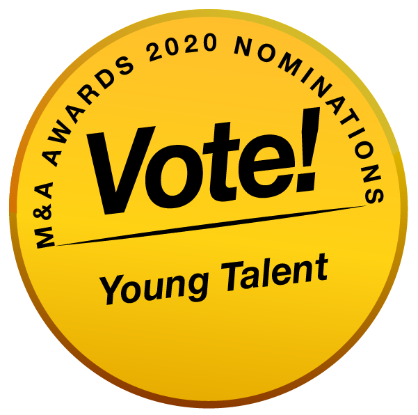 MenA Awards 2020 Buttons Prenominatie Young Talent