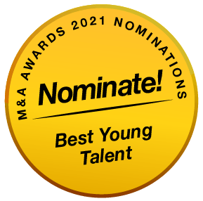 MenA Awards 2021 Buttons Nominatie Best Young Talent